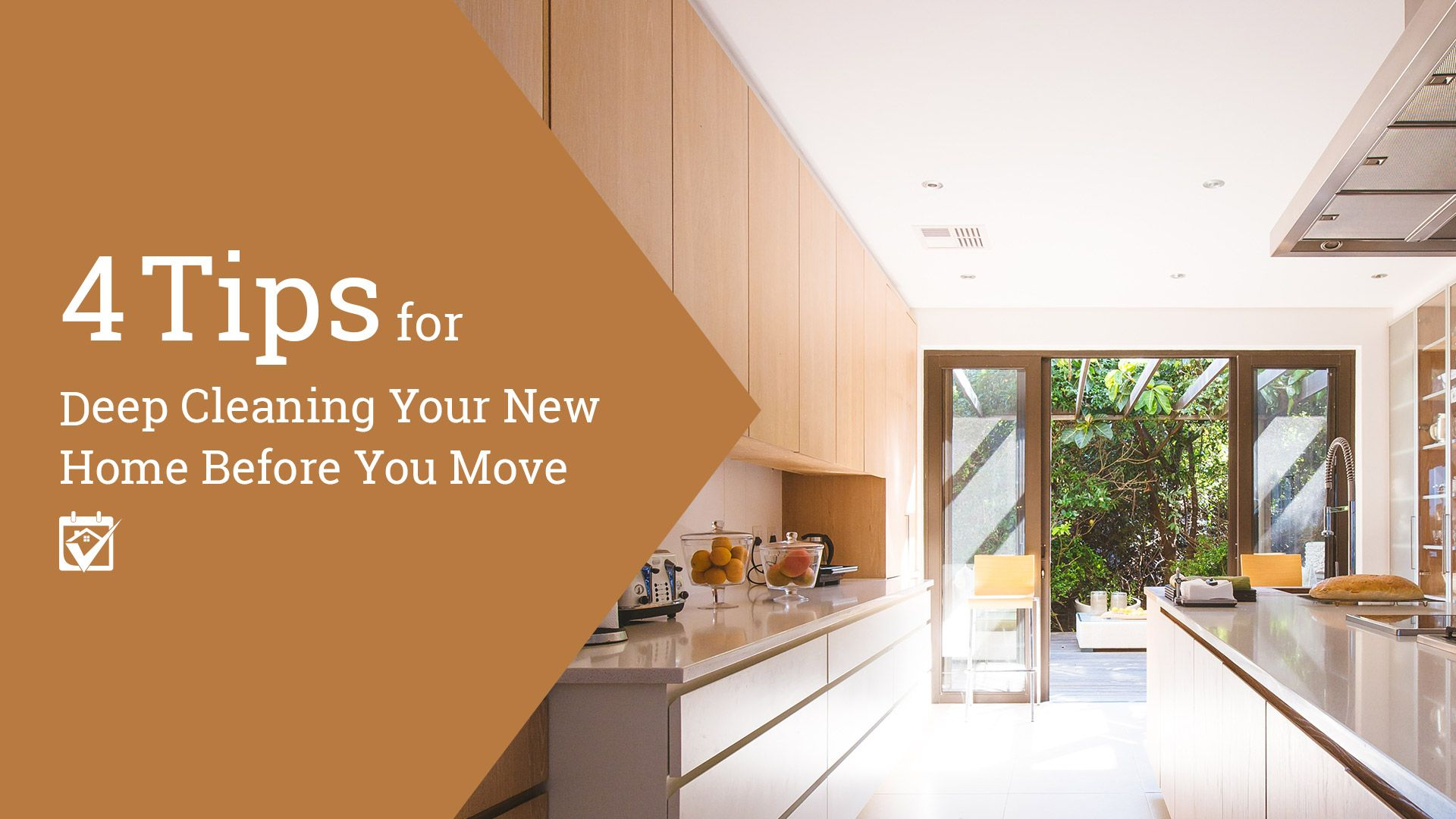 The Easy Way To Deep Clean Your Home