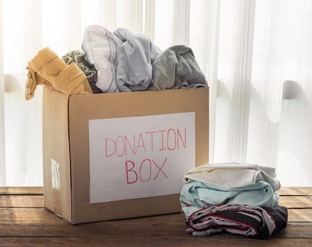 Easy Ways to Donate Your Unwanted Stuff
