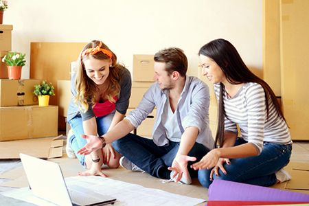 Temporary Permanence: Millennial Tips for Decorating your Living Space