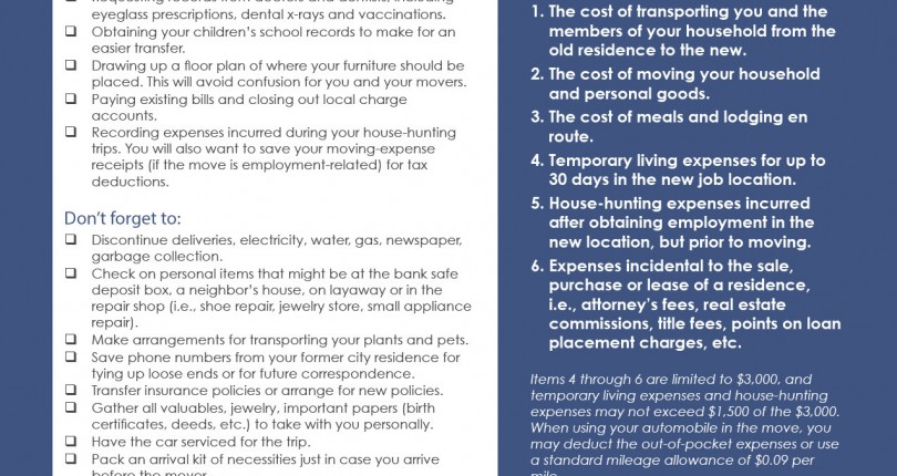 Before You Forget Get Your Free Moving Checklist Here