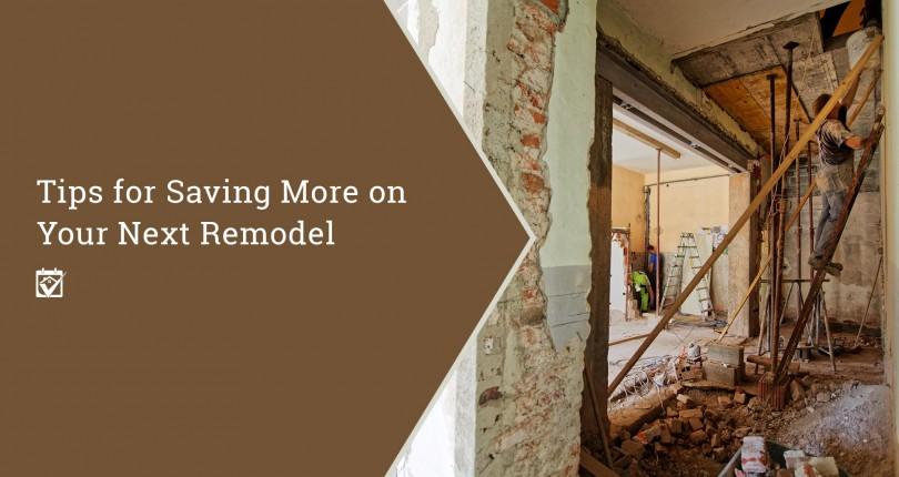 How To Save Money On My Remodel Without Doing It Myself