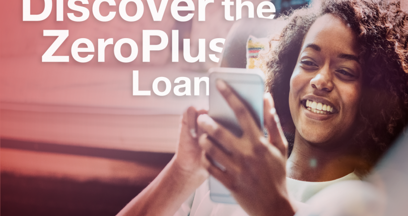 Discover The ZeroPlus Loan