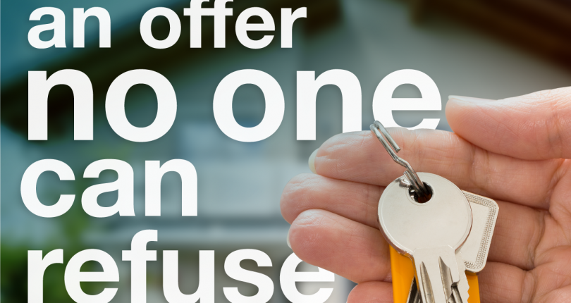 Make An Offer No One Can Refuse